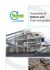 Treatment Of Bottom Ash From Incineration Brochure