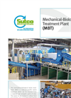 Mechanical-Biological Treatment Plant (MBT) Brochure
