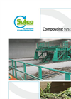 Treatment Plants For Composting System Brochure