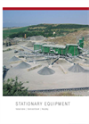 Stationary Mineral Processing Plants Datasheet
