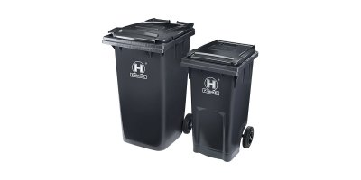 P. Henkel - Model MGB - Large Waste Container, Standard, Two-Wheel