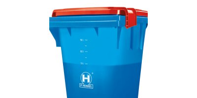 P. Henkel - Model FATBOXX and FATBOXXmax - Waste Bins