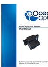Ocean Optics - Model Spark-VIS - Ultra-compact Visible Spectral Sensor - Manual