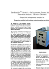 HumiPyc - Model 1 - Gas Pycnometer Brochure