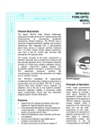 Model TIR-570 Infrared Mirrored Fore-Optic Radiometer Brochure