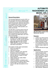 Models ARL-9000 & ARL-9100 Automated Radiosonde Launchers (ARL) Brochure