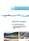 BIOLAK - Aeration Plants Brochure