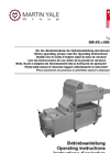 intimus 14.87 Shredder Manual