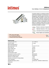 intimus VZ 17.00 Heavy Duty Shredding Systems Without Magnetic Separator Datasheet