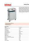 intimus PacMaster VS Packaging Material Shredder Datasheet