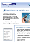IndustrySafe Mobile Brochure