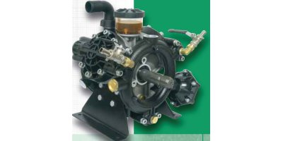 Model OMEGA 135 - High Pressure Diaphragm Pumps