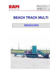 Beach Track Multi Presentation Brochure