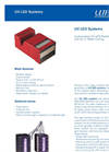 UV LED Systems - Brochure