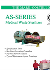 Model AS-Series - Medical Waste Sterilizer - Brochure