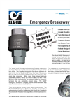 Emergency Breakaway Coupling 346GF Brochure