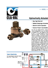 Hydraulically Actuated Check Valve 81PM-1 Brochure