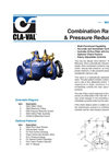 49-01/649-01 Combination Rate of Flow and Pressure Reducing Valve Datasheet