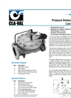 Model 90-48 & 690-48 - Pressure Reducing Valve with Low Flow Bypass Data Sheet