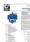 90-99 Pressure Reducing Valve with Low Flow Bypass Datasheet