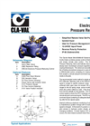 390-02/3690-02 Electronic Actuated Pressure Reducing Control Datasheet