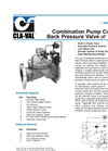 60-32/660-32 Combination Pump Control and Back Pressure Valve Datasheet