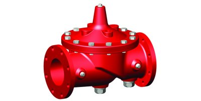 Model 100G/2100G - Deluge Valves - UL, ULC