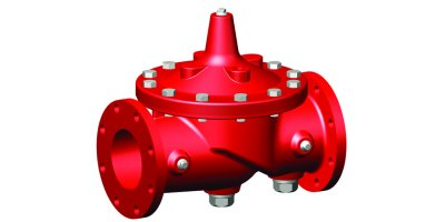 Model 100GS/2100GS - Deluge Valves - UL, ULC