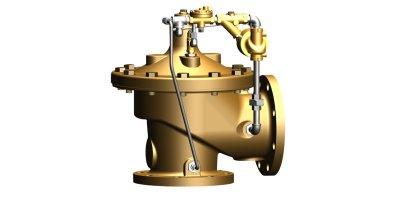 Model 50-20 - Seawater Service Pressure Relief Valve