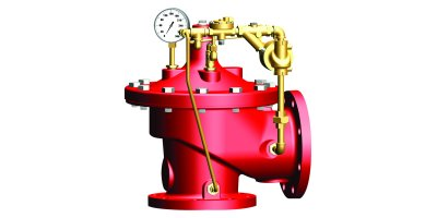 Model 50B-4KG1 - Fire Protection Pressure Relief Valve - UL, FM, ULC