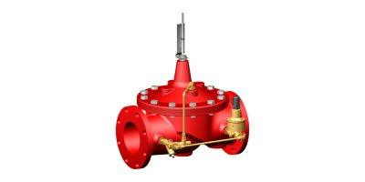 Model 50B-5KG - Fire Protection Pump Suction Control Valve
