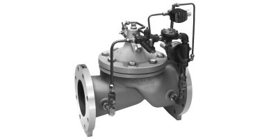 Model 60-32/660-32 - Combination Pump Control and Back Pressure Valve