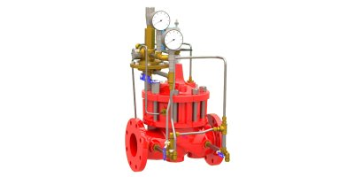 Model 85-09-1 - Automatic Breach Containment Valve