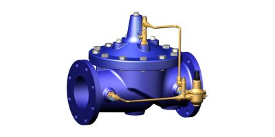Model 90-01KO - Anti-Cavitation Pressure Reducing Valve