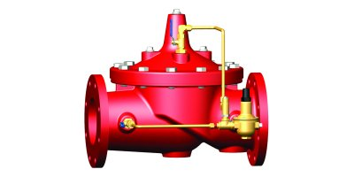 Model 90-21 - Fire Protection Pressure Reducing Valve - UL, ULC