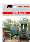 Imabe Iberica - Shears Balers - Brochure