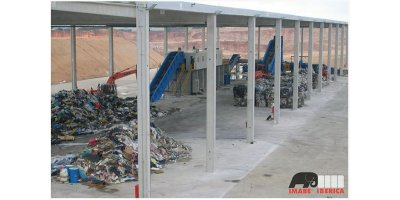 Urban, Industrial, Toxic Waste Treatment Plants - Waste Recovery Plants-2