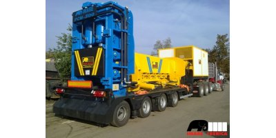Imabe Iberica - Mobile Shears Balers