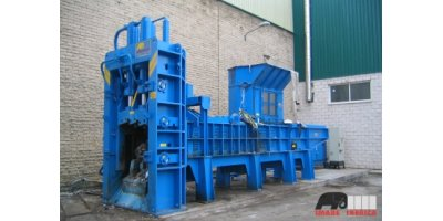 Imabe Iberica - Model PX-200 - Shear Baler for RDF (Refuse-derived fuel)