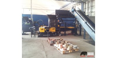 Imabe Iberica - Briquetting Press