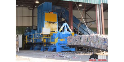 Imabe Iberica - PET Baling Press