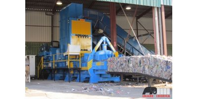 Imabe Iberica - Automatic Horizontal Presses for Waste