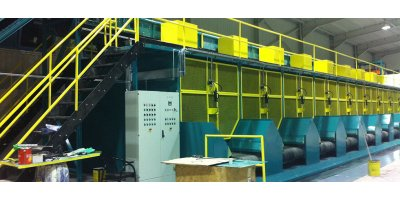 Disan - Packaking Waste Sorting Plant