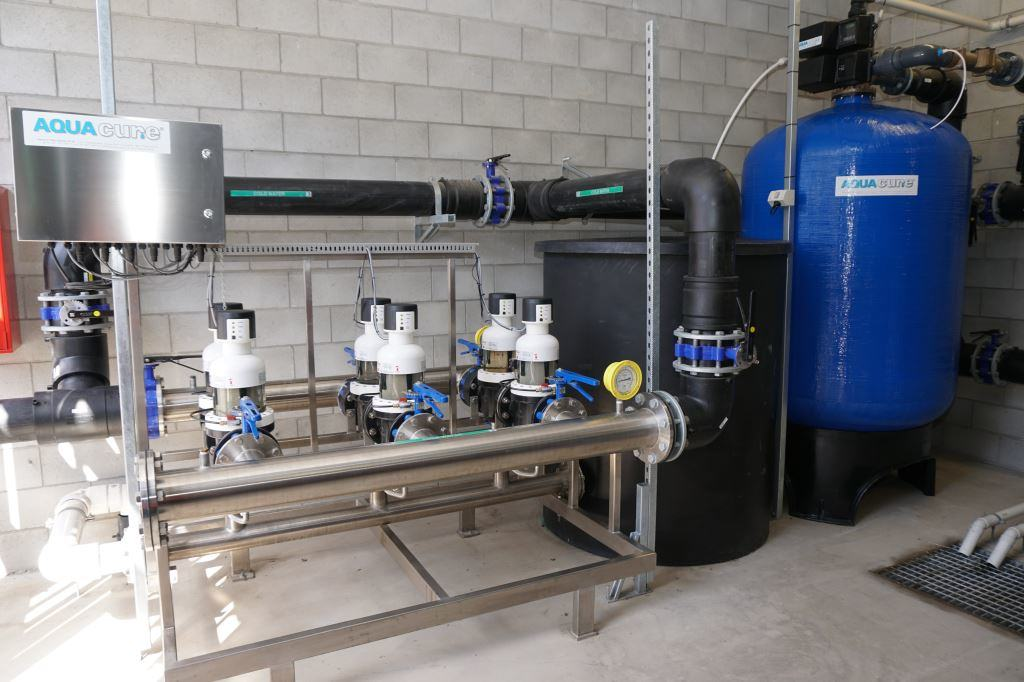 Aquacure - Commercial Water Filtration System by Aquacure ...