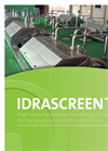 Idrascreen- Self-Cleaning Screen Filters - Brochure