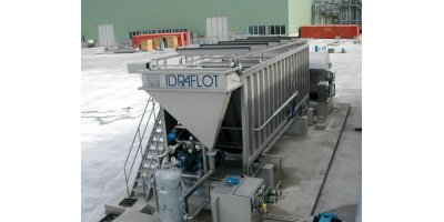 IDRAFLOT - Model DAF - Traditional Flotation Systems