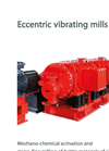 Siebtechnik - Model ESM - Vibrating Mills - Brochure