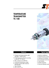 Temperature Transmitter TS 100 Brochure