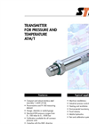 Transmitter for Pressure and Temperature ATM/T Brochure
