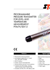 Programmable Pressure Transmitter For Level Measurement PTM/N SDI-12 Brochure